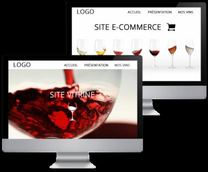 site internet pour vigneron